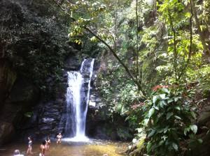 cachoeira do chuveiro 1